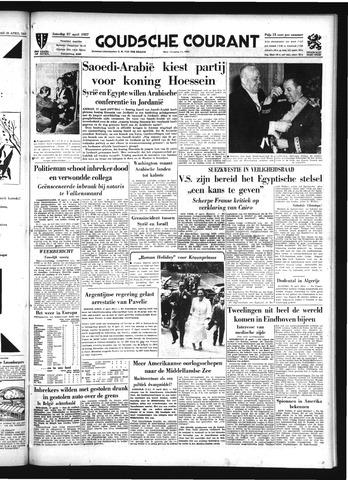 Goudsche Courant 1957-04-27