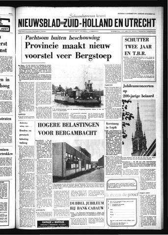 Schoonhovensche Courant 1975-12-10