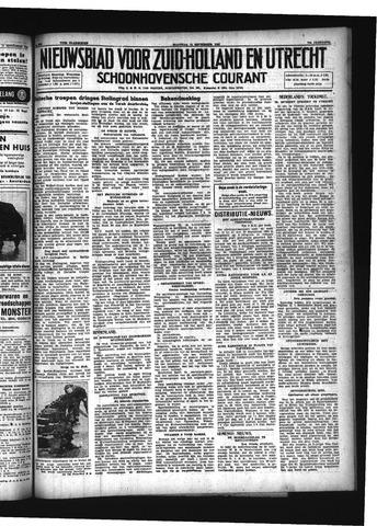 Schoonhovensche Courant 1942-09-14