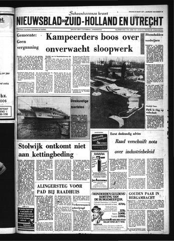 Schoonhovensche Courant 1977-03-25