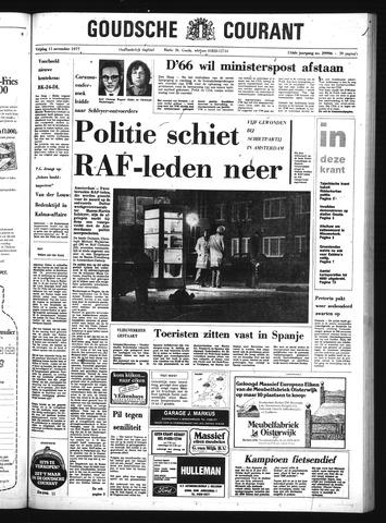Goudsche Courant 1977-11-11