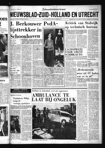 Schoonhovensche Courant 1974-03-20