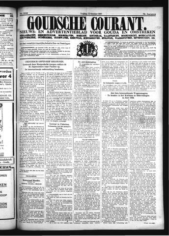 Goudsche Courant 1937-10-15