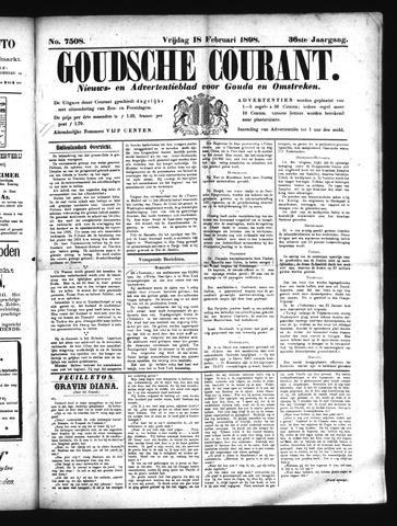 Goudsche Courant 1898-02-18
