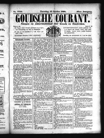 Goudsche Courant 1898-10-15