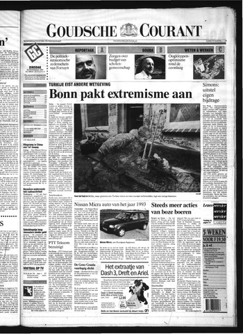 Goudsche Courant 1992-11-24