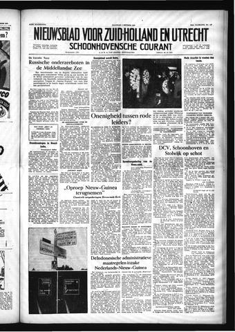 Schoonhovensche Courant 1956-10-01