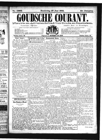 Goudsche Courant 1912-06-27