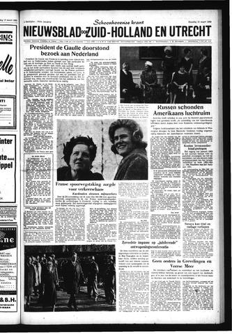 Schoonhovensche Courant 1963-03-18