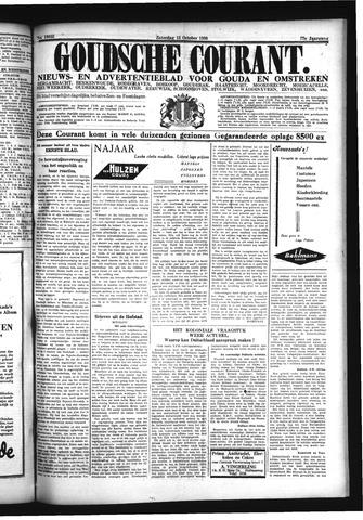 Goudsche Courant 1938-10-15