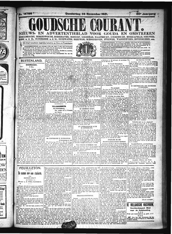 Goudsche Courant 1921-11-24