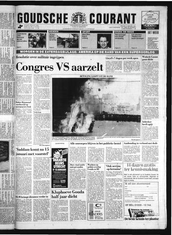 Goudsche Courant 1991-01-11