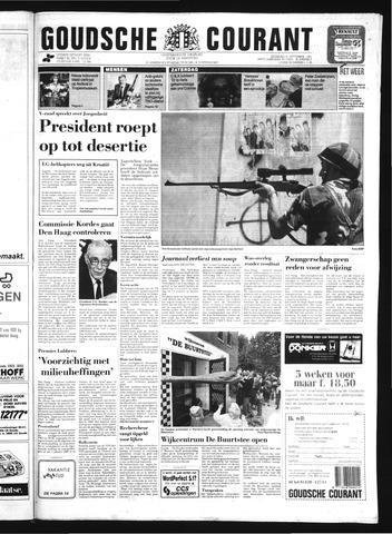 Goudsche Courant 1991-09-21