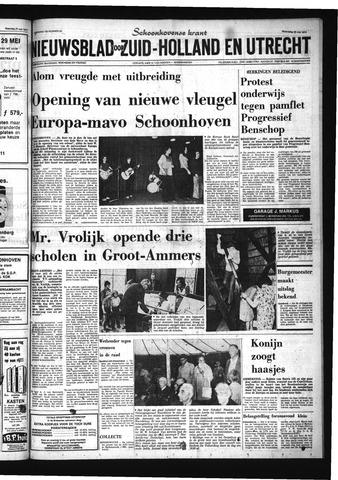 Schoonhovensche Courant 1974-05-29