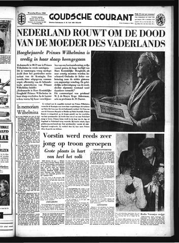 Goudsche Courant 1962-11-28