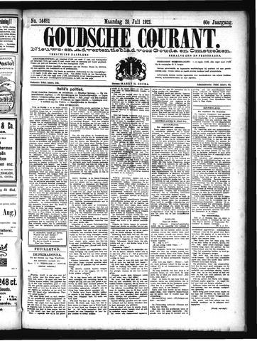 Goudsche Courant 1921-07-25