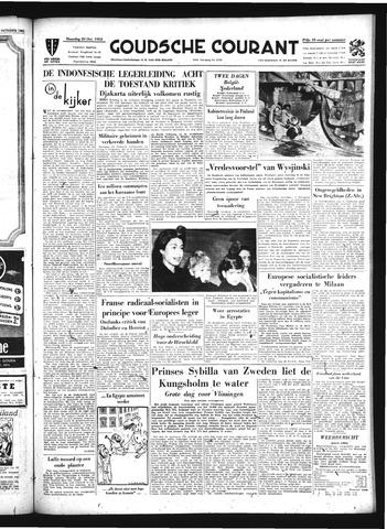 Goudsche Courant 1952-10-20