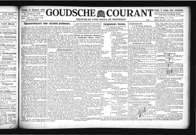 Goudsche Courant 1945-01-12