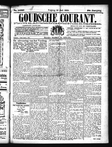 Goudsche Courant 1919-07-11