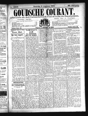 Goudsche Courant 1913-08-09