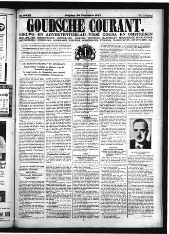 Goudsche Courant 1937-02-26