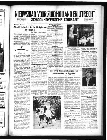Schoonhovensche Courant 1952-09-12