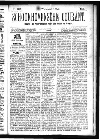 Schoonhovensche Courant 1901-05-08