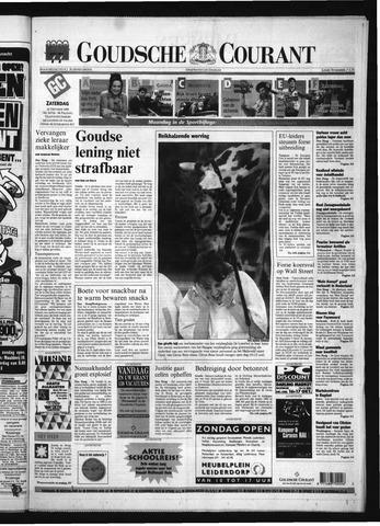 Goudsche Courant 1999-10-16