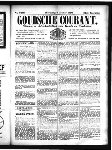 Goudsche Courant 1896-10-07