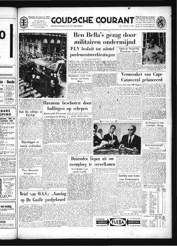 Goudsche Courant 1962-08-27