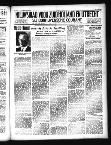 Schoonhovensche Courant 1941-03-14