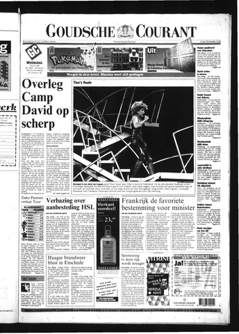 Goudsche Courant 2000-07-19
