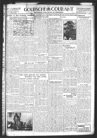 Goudsche Courant 1944-08-11