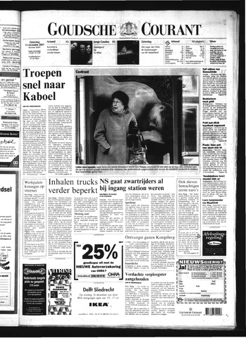 Goudsche Courant 2001-12-15