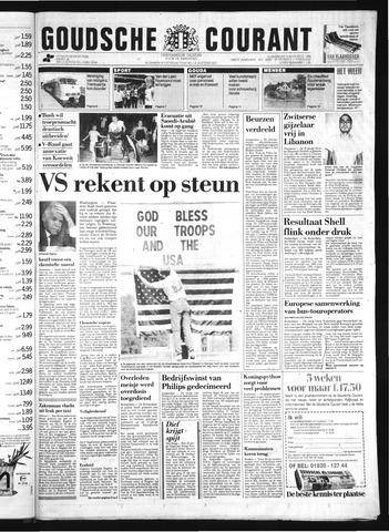 Goudsche Courant 1990-08-09