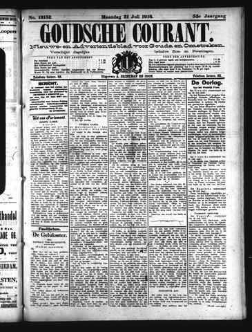 Goudsche Courant 1916-07-31
