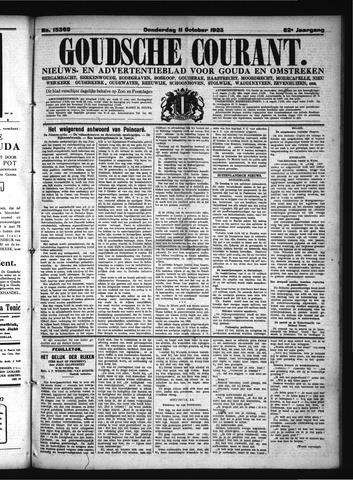 Goudsche Courant 1923-10-11