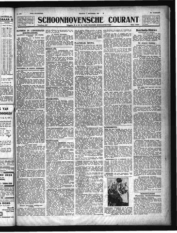 Schoonhovensche Courant 1943-09-07