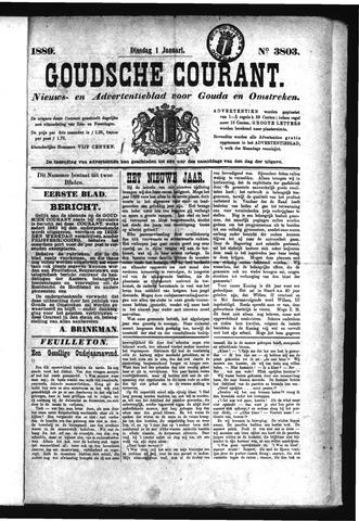 Goudsche Courant 1889-01-01