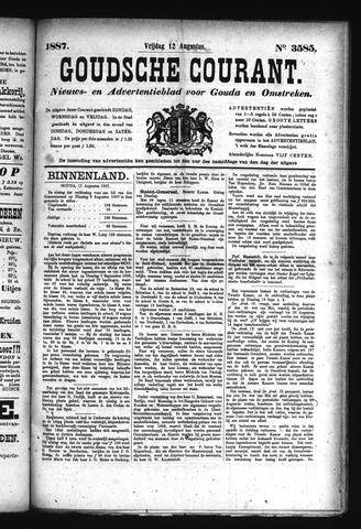 Goudsche Courant 1887-08-12