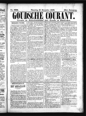 Goudsche Courant 1903-12-21