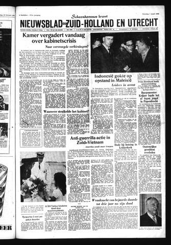 Schoonhovensche Courant 1965-03-01
