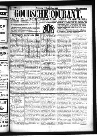 Goudsche Courant 1929-08-19