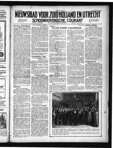 Schoonhovensche Courant 1948-06-11