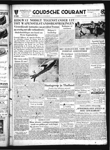 Goudsche Courant 1951-06-30