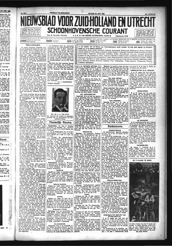 Schoonhovensche Courant 1933-06-23