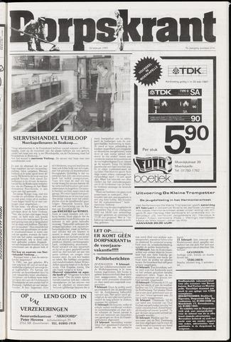 Dorpskrant 1987-02-18