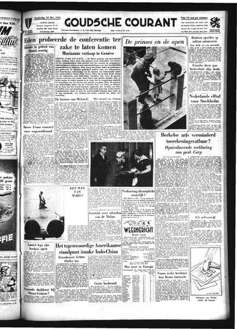 Goudsche Courant 1954-05-13