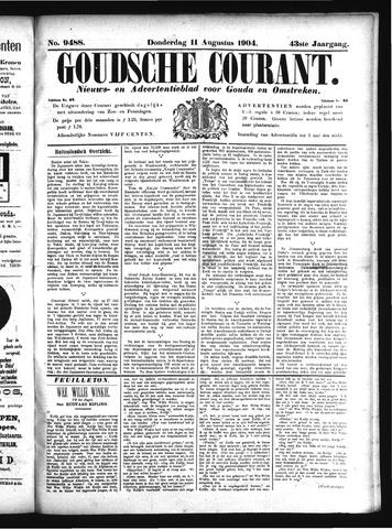 Goudsche Courant 1904-08-11