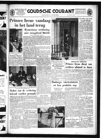 Goudsche Courant 1964-02-08